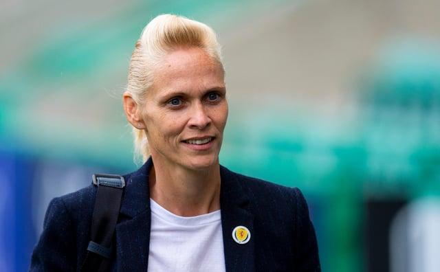 Former Scotland head coach Shelley Kerr. Picture: SNS