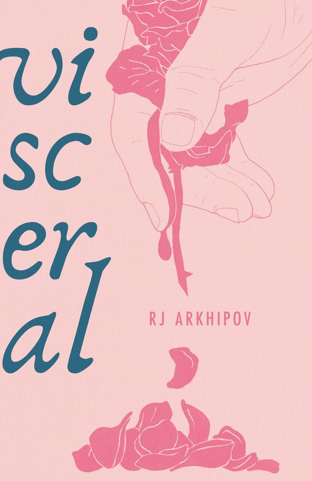 The cover for the newly published paperback