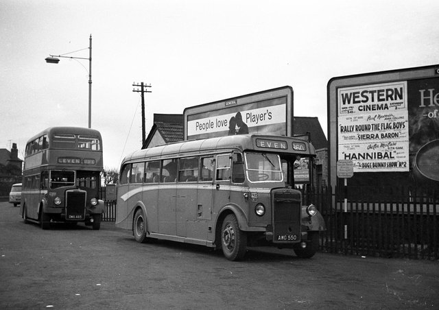 Buses & Coaches of Walter Alexander and Sons 1960 celebrates the legacy of what was once Scotland's largest bus and coach building firm.