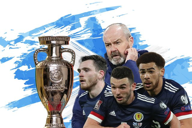 Scotland are playing their first match at a tournament in 23 years.
