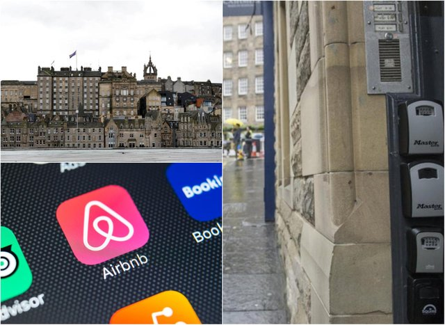 Airbnb has moved to reassure the public that strict protocols are in place to minimise Covid-19 risk with accommodation in shared accedd buildings. Pic: TSPL/ BigTunaOnline-Shutterstock