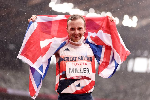 Owen Miller landed a surprise gold medal in Tokyo - and plans to celebrate in some style