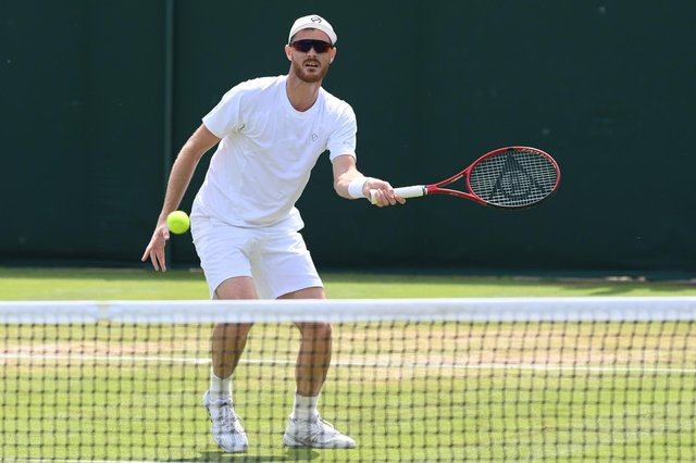 Jamie Murray will be part of the Great Britain Olympic team. Picture: Mike Hewitt/Getty Images