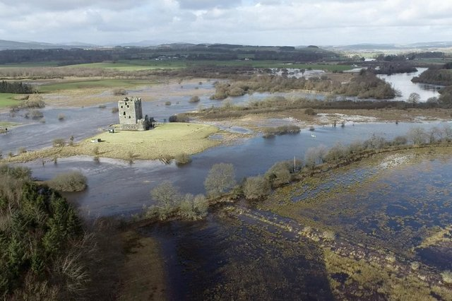 The National Trust for Scotland said over the next century it will transform 200 acres of countryside at Kelton Mains, on the trust's Threave Estate, boosting biodiversity and allowing different species to flourish.
