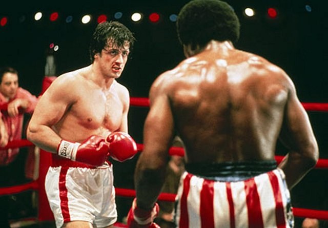 Rocky is a 1976 film written by and starring Sylvester Stallone and directed by John G. Avildsen.