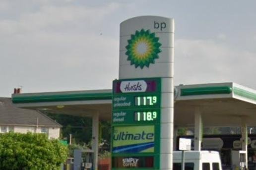 BP says it has a lack of drivers.