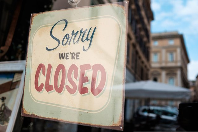 Cafes, pubs and restaurants face various restrictions and regulations