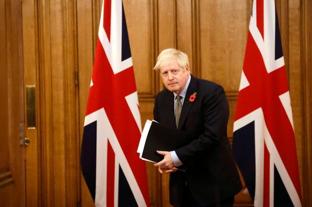 Boris Johnson was a key driver behind the Brexit campaign. Picture: Tolga Akmen/WPA pool/Getty Images