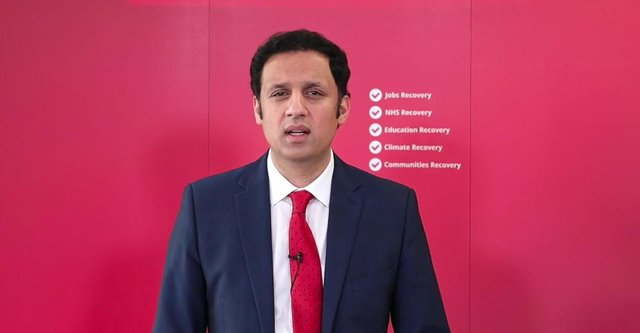 """Anas Sarwar has accused the SNP and the Scottish Conservatives of putting political divisions ahead of the national interest, as he insisted that Labour under his leadership was """"back on your side; not on the sidelines."""""""