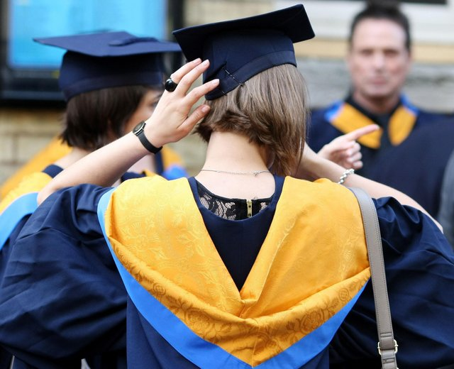Graduates have some choices to make about who they will bank with now they are no longer students