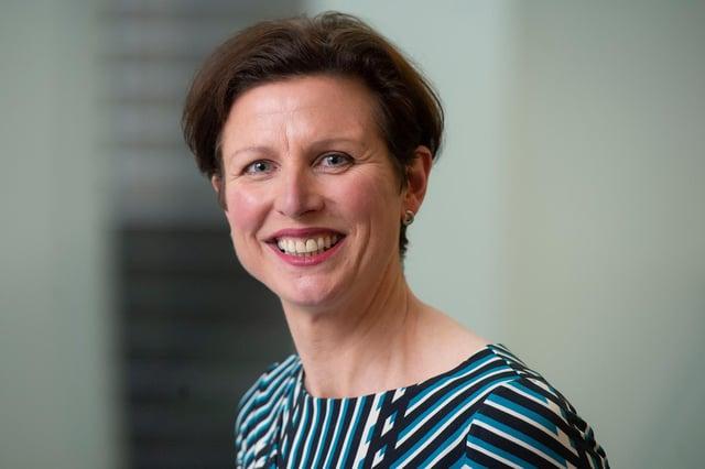 Barbara Kidd, Head of Development & Alumni Relations, Edinburgh Napier University.