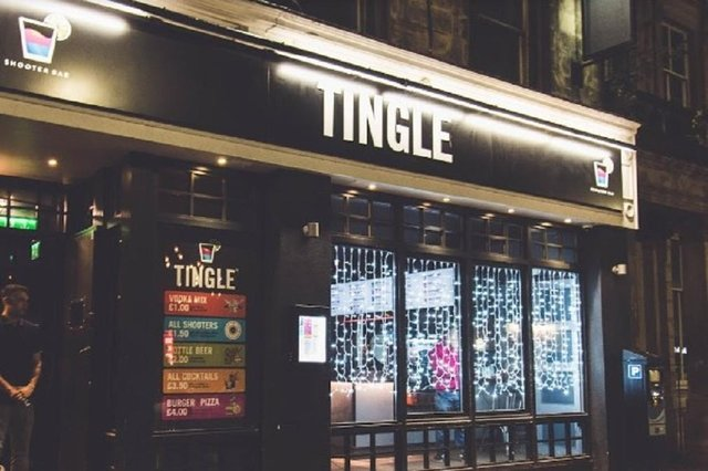 Tingle cocktail bar in Stirling has been linked to more than 40 positive COVID tests