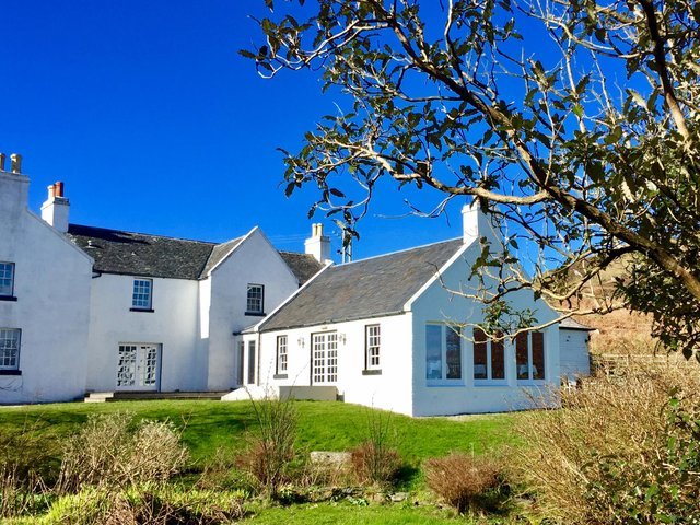 The Colonsay Hotel, the island's only pub - and the social and cultural heart of Scalasaig - is up for sale.