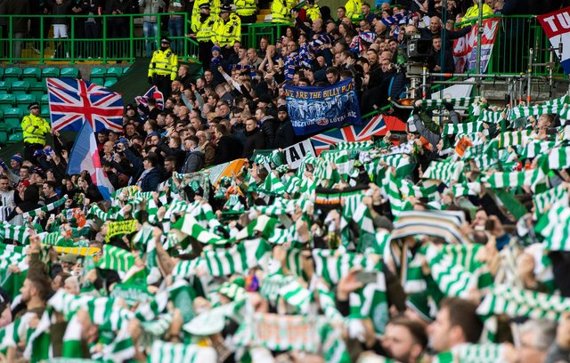 Celtic and Rangers are wanted as part of a Premier League reform. Picture: SNS