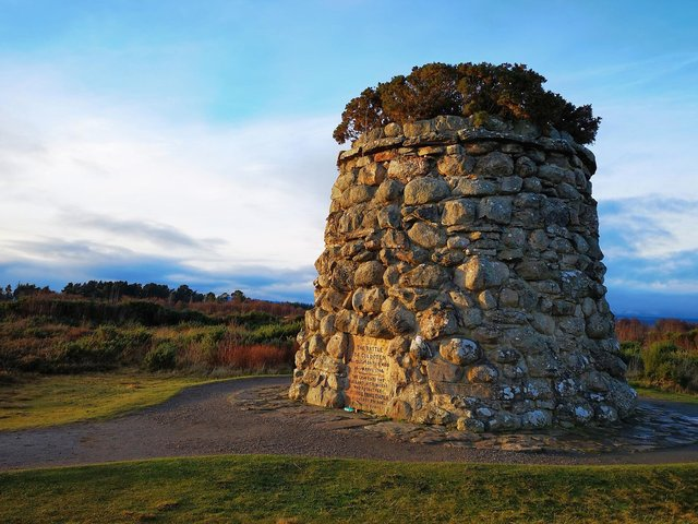 The land earmarked for a new house sits within the historic Culloden Battlefield boundary and just to the south of the National Trust for Scotland visitor centre. PIC: Julian Paren/geograph.org.