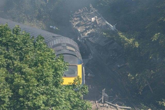 Stations will fall silent at 9.43am on Wednesday to commemorate a week since the fatal derailment was reported.