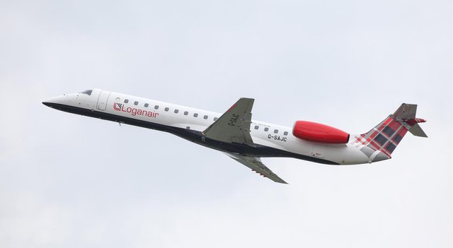Loganair ditched its planned Glasgow-Newquay route after Easyjet announced peak summer flights