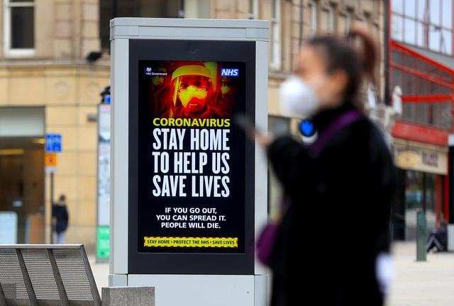 Latest information on coronavirus figures in Scotland.