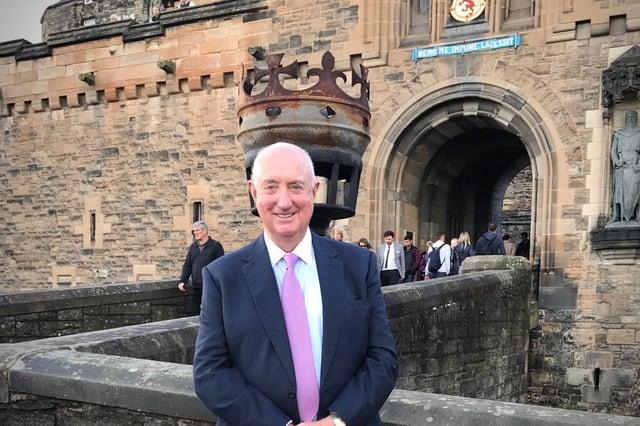 John White becomes a non-executive director at Edinburgh-headquartered Commsworld.