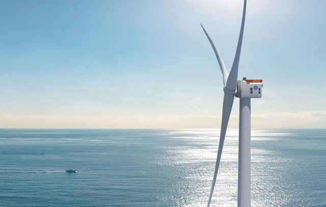 Located off the north east coast of England, Dogger Bank Wind Farm is being built in three phases and will be the largest offshore wind farm in the world when operational, with an overall capacity of 3.6 gigawatts.