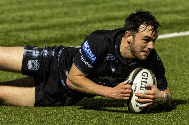 Glasgow's Rufus McLean has been named in the Scotland squad.