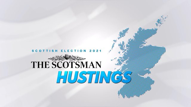The Scotsman is holding its fifth election hustings in the Central Scotland regional list area