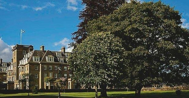 Gleneagles in Auchterarderl has been named as No 1 UK hotel outside London in the 2020 Condé Nast Traveler's 2020 Readers' Choice Awards.