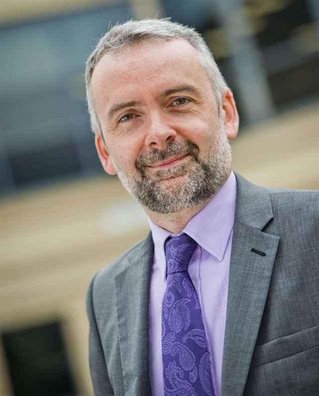 Mark O'Donnell, Chief Executive of Sight Scotland and Sight Scotland Veterans