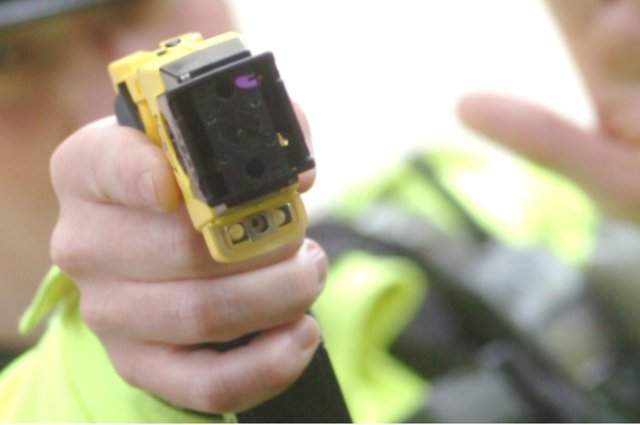 The 22-year-old man was tasered at his house in Orkney in February (Photo: Scott Merrylees).