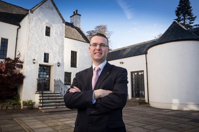 Mr Walker says he took on the MD role as he could see the hotel's potential. Picture: Newsline Media.