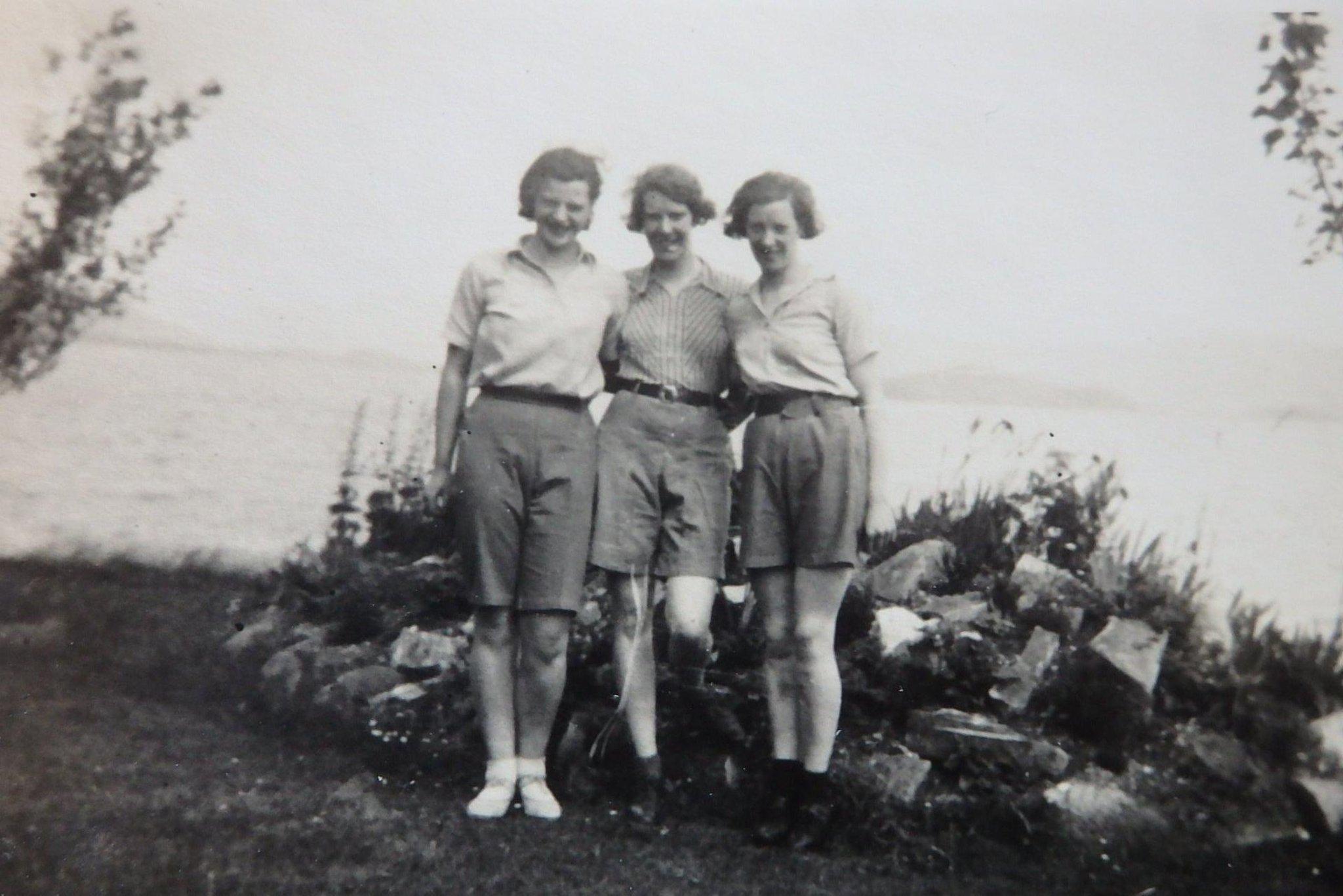 Bagaimana siklus dan liburan asrama dari 85 tahun yang lalu telah mengilhami kampanye pariwisata berkelanjutan di Skotlandia