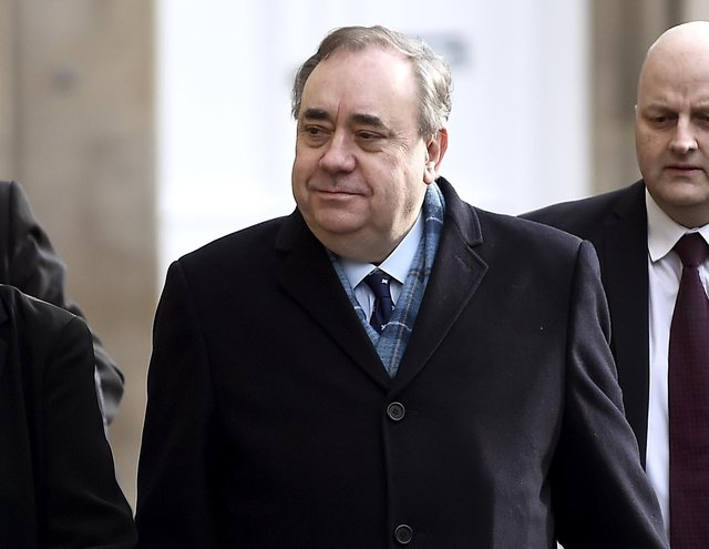Alex Salmond will not appear in front of the Scottish Parliament's Harassment Complaints Committee