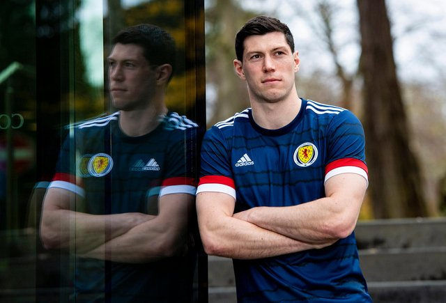 Scott McKenna knows how important Derek McInnes' guidance at Aberdeen was to allowing him to represent Scotland and earn a £3m move to Nottingham Forest. (Photo by Craig Williamson / SNS Group)