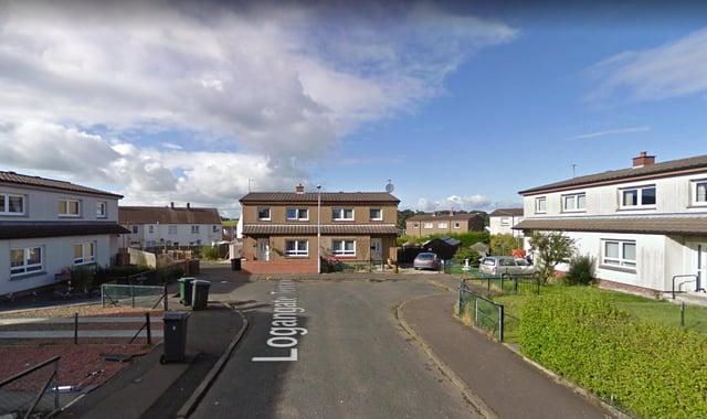 Logangate Terrace, Cumnock picture: Google maps