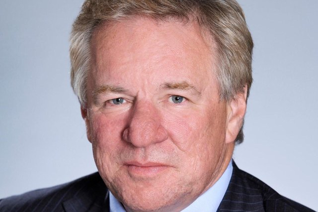Edinburgh start-up Blockchain Technology Partners (BTP) has appointed a high-profile chairman and secured angel funding led by investment industry veterans Martin Gilbert, above, and Andrew Laing.