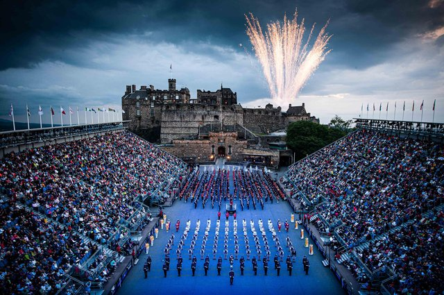Tickets for this year's Royal Edinburgh Military Tattoo are on sale in anticipation of the event going ahead