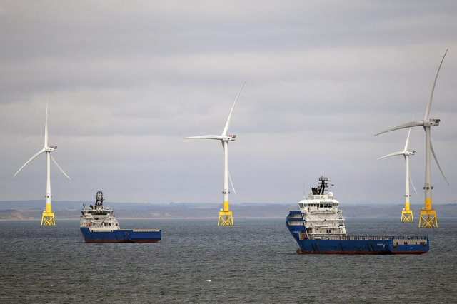 Britain's low-carbon economy could grow by 11% per year between 2015 and 2030, four times faster than the rest of the economy (Photo: Jeff J Mitchell / Getty Images)