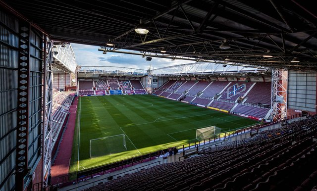 Hearts want to finish in the top half of the Premiership next season.