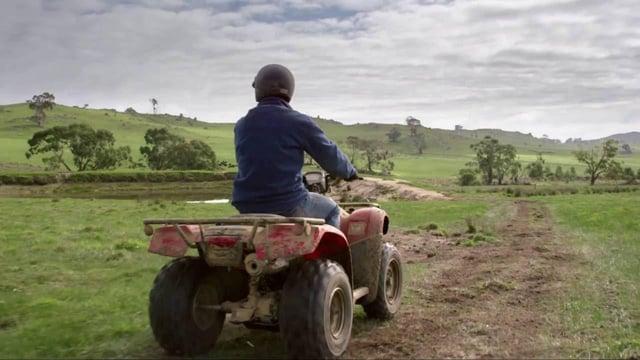 HSE advise helmet wearing on ATVs