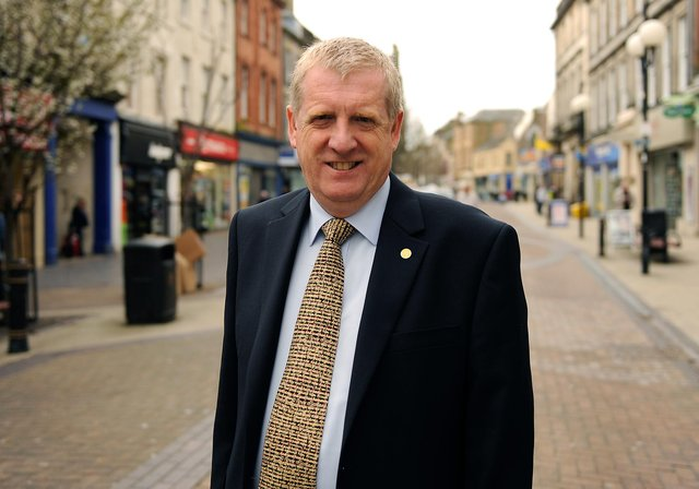 Douglas Chapman MP resigned as SNP treasurer saying he had 'not received the support or financial information to carry out the fiduciary duties' of the post (Picture: Neil Doig)