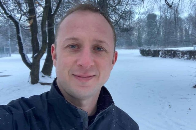 Mike Strang, Venture Trust Interim Chief Executive Officer