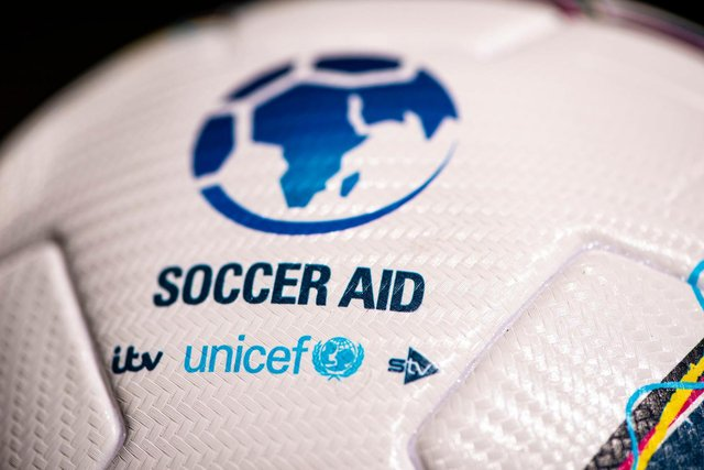 Soccer Aid has raised more than £47 million for charity since it began in 2006. (Pic: PA)