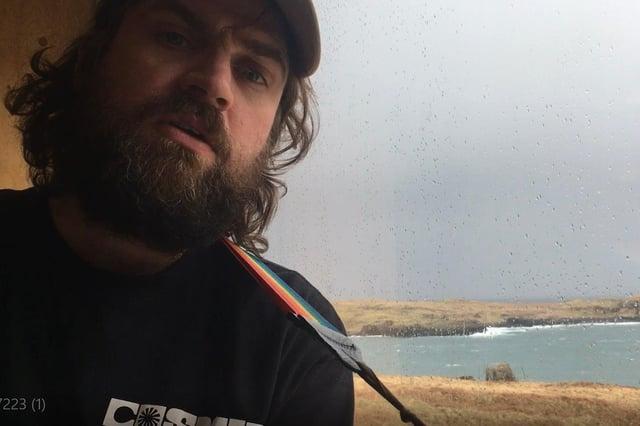 Johnny Lynch, aka Pictish Trail