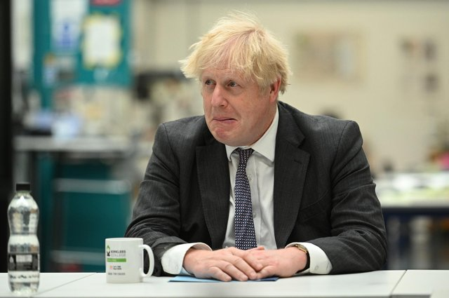 Prime Minister Boris Johnson is facing calls to apologise for his comments.