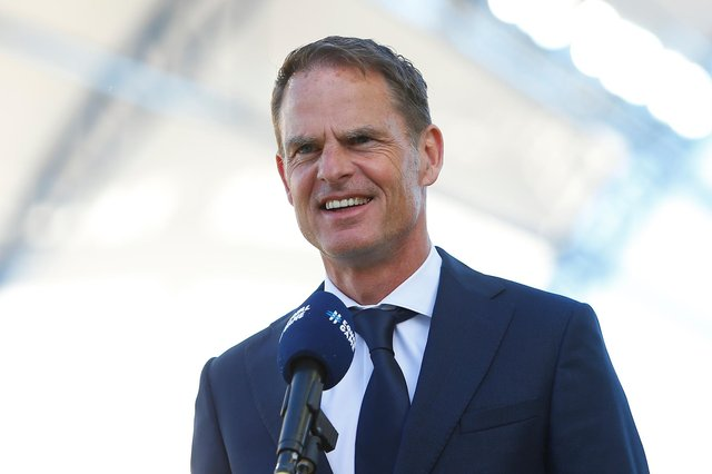 Netherlands head coach Frank de Boer has home advantage in Group C as his country bid to re-establish themselves as serious contenders in major tournament finals. (Photo by Fran Santiago/Getty Images)