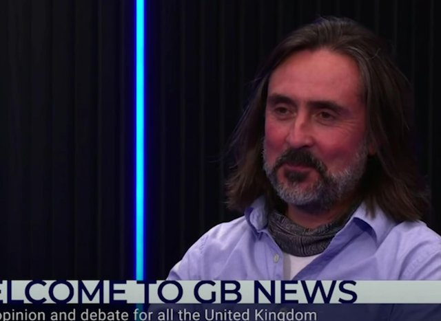 Neil Oliver has joined GB News