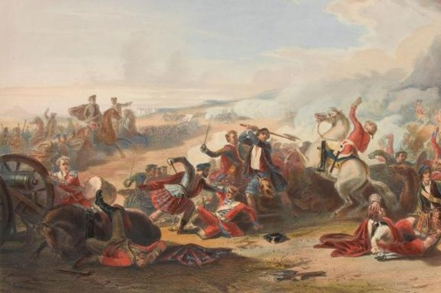The Battle of Prestonpans