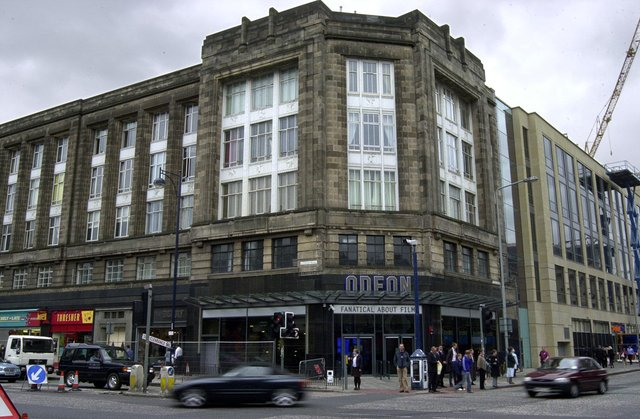 Sheriff court juries will sit in the Odeon cinema