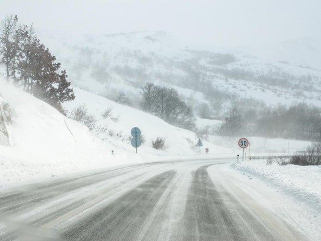 Scotland will still see wintry conditions before the cold snap comes to an end.