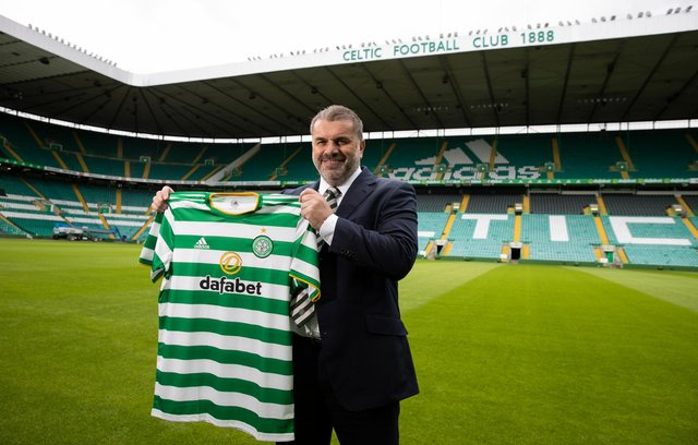New Celtic manager Ange Postecoglou has much work to do on his squad. (Photo by Craig Williamson / SNS Group)